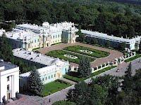 Київ. Маріїнський палац