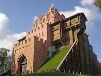 Київ. Золоті ворота