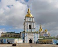 Київ Михайлівський собор