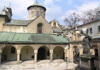 Львів    Вірменський собор